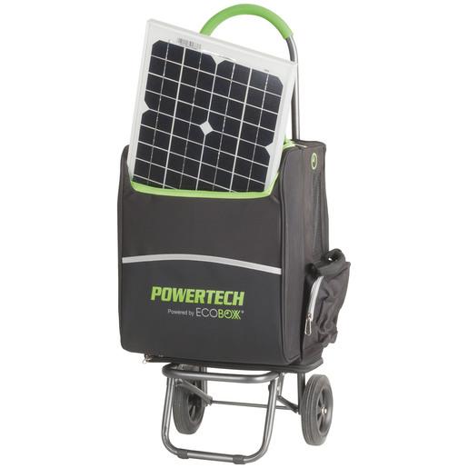 600w Pure Sine Wave Portable Power Pack With 4 X 10w Solar Panels Jaycar Electronics New Zealand