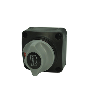 2-Position Battery Switch with Enclosure