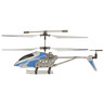Mini 3 Channel IR Aluminium Helicopter with Gyro