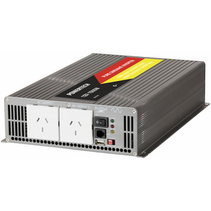 1500 Watt 12VDC to 230VAC Pure Sine Wave Inverter