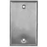 Stainless Steel Wall Plate Blank