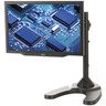 BRKT LCD MONITOR STAND SINGLE BLK