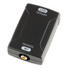 Coaxial to TOSLINK Digital Audio Converter