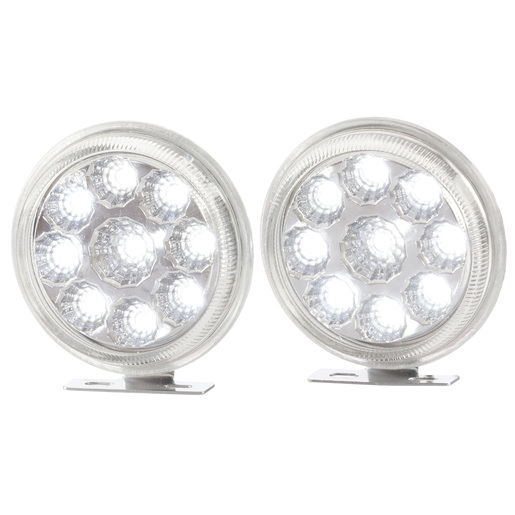 12v Led Spot Running Lamps Jaycar Electronics New Zealand