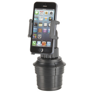 Smartphone Bracket Cup Holder Mount