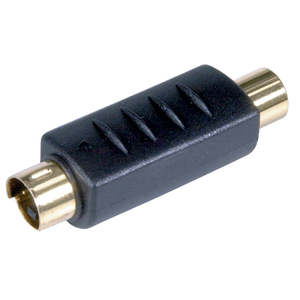 S-VIDEO to RCA Female Adaptor