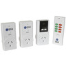 Wireless 3 Outlet Mains Controller