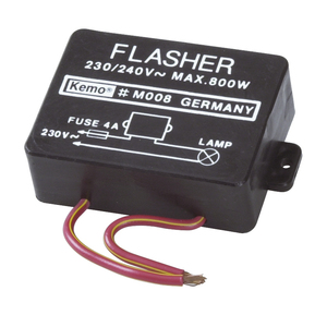Incandescent Lamp Flasher (Fixed)