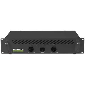 Dual Channel / Bridged 400W Rack Mount Amplifier