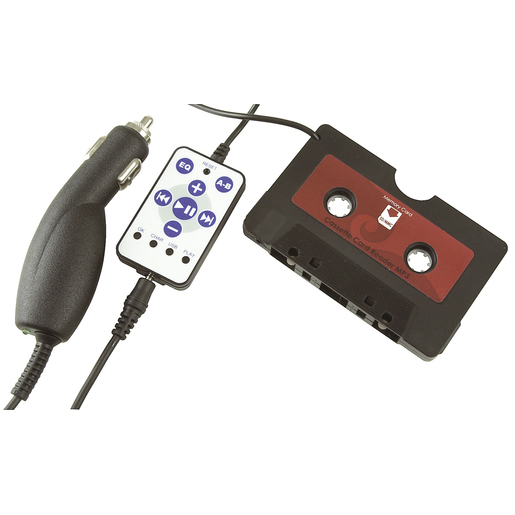 MP3 Player/Cassette Adaptor