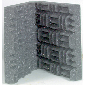 Sound Absorbing Acoustic Tiles - 38mm - Pair
