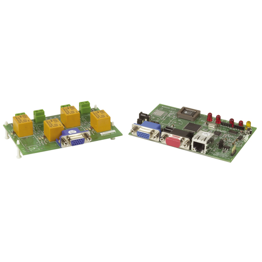 4 Channel Relay Board With IP Control
