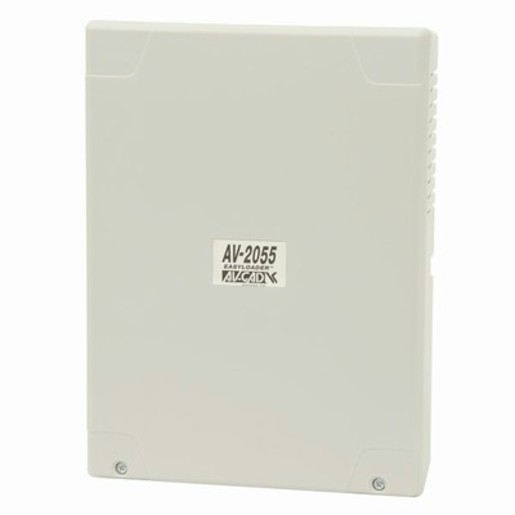 Av-Gad 5 sector Alarm Panel with Dialler (AV-2055)