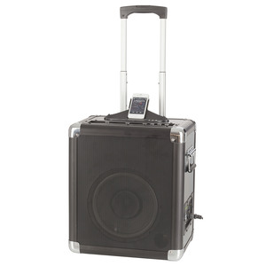 10 Portable PA System with iPod® Dock