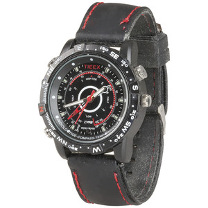 """Spy"" Watch with High Definition Camera Recorder"
