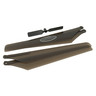 Main Rotor Blade and Tail Blade to suit GT-3360 Helicopter