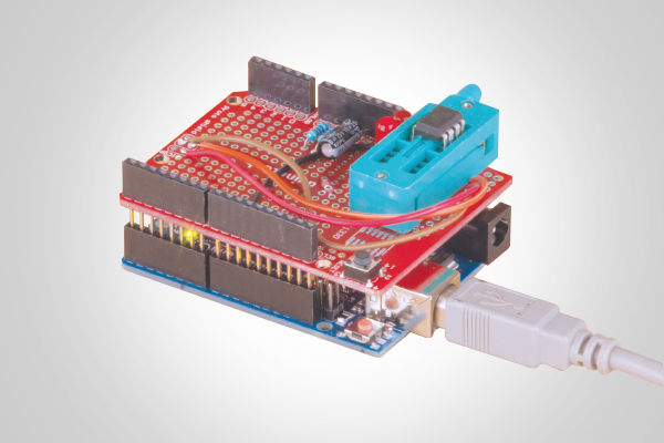 ATtiny Programmer Shield