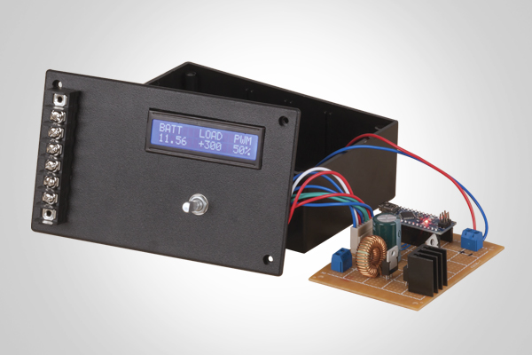 Solar MPPT Charge Controller