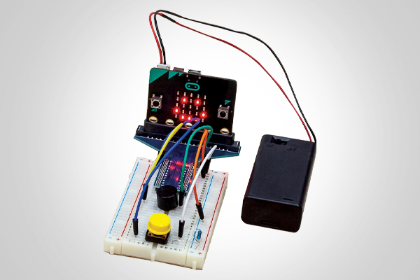 Microbit Heart Finder