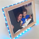 Build a Light-Up Photo Frame