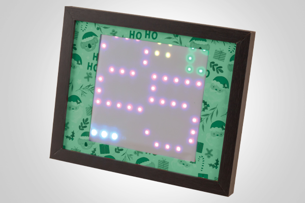 Game of Life Wall Thermostat