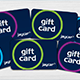 Gift Card Ideas